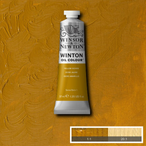 Tinta Óleo Winton 37ml 744 Yellow Ochre
