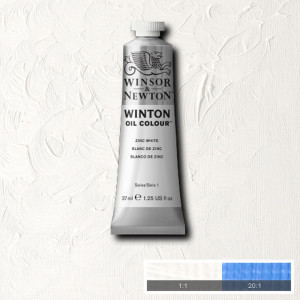 Tinta Óleo Winton 37ml 748 Zinc White