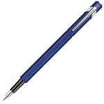 Caneta Tinteiro Caran d'Ache 849 Pena M Azul
