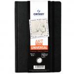 Bloco Sketchbook e Esboço ART BOOK Universal Canson 14x21,6cm