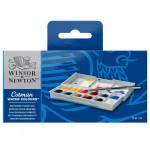 Tinta Aquarela Winsor & Newton Cotman Sketcher's Pocket Box 12 Cores