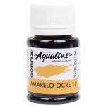Aqualine Aquarela Líquida 10 Amarelo Ocre 37ml Corfix