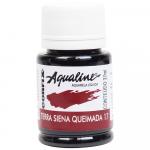 Aqualine Aquarela Líquida 17 Terra Siena Queimada 37ml Corfix
