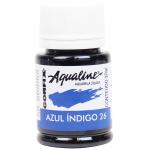 Aqualine Aquarela Líquida 26 Azul Indigo 37ml Corfix