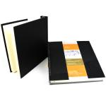 Bloco Papel Sketchbook D&S Hahnemühle 14x14cm 10628225