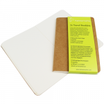 Bloco Papel Sketchbook 2x Travel Booklets Hahnemühle A5 10628395