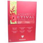 Bloco de Papel Para Aquarela Etival A2 200g Clairefontaine