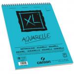Bloco de Papel Canson XL Aquarelle 300g/m² A3