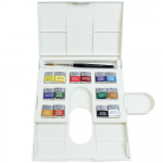 Tinta Aquarela Winsor & Newton Profissional Compact Set 14 Cores