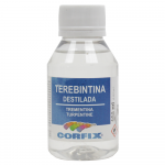 Terebintina Destilada Corfix 100ml