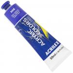 Tinta acrílica Acrilex 59ml 308 Azul Cobalto