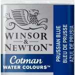 Tinta Aquarela Cotman W&N Pastilha 538 Prussian Blue