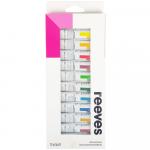 Tinta Guache Reeves 12 cores com 10ml