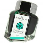 Tinta Para Tinteiro Chromatics Caran d'Ache Vibrant Green 50ml