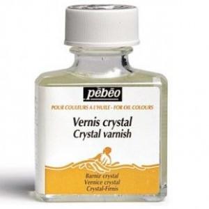 Verniz Cristal Para Pintura em Tela  Pébéo 75ml