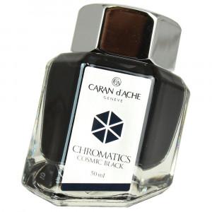 Tinta Para Tinteiro Chromatics Caran d'Ache Cosmic Black 50ml