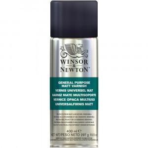 Verniz Spray Fosco Winsor & Newton 400ml