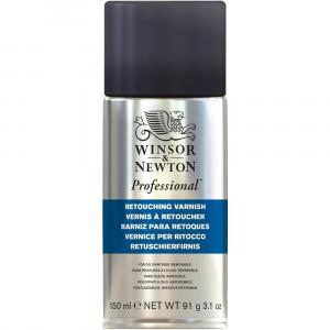 Verniz Spray Para Retoque Winsor & Newton 150ml (Retouching)
