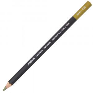 Lápis Aquarelado Caran D'Ache Museum 039 Olive Brown