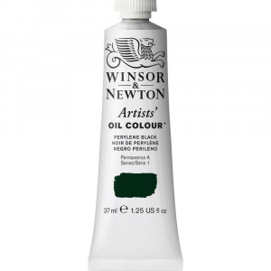 Tinta Óleo Artist 37ml Winsor & Newton S1 504 Perylene Black