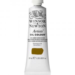 Tinta Óleo Artist 37ml Winsor & Newton S1 558 Raw Umber (Green Shade)