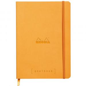 Caderno Goalbook Rhodia Orange