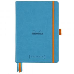 Caderno Goalbook Rhodia A5 Capa Dura Turquoise