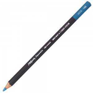 Lápis Aquarelado Caran D'Ache Museum 162 Phthalocyanine Blue