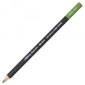 Lápis Aquarelado Caran D'Ache Museum 212 Chrome Oxide Green