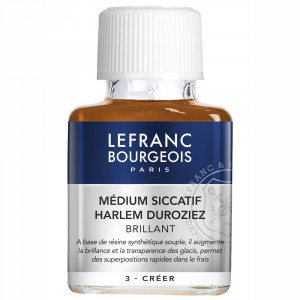 Médium Siccatif Harlem Lefranc & Bourgeois 75ml