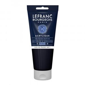 Tinta Acrílica Lefranc & Bourgeois 200ml 881 Prussian Blue