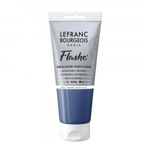 Tinta Acrílica Flashe Lefranc & Bourgeois 80ml S1 052 Ash Blue