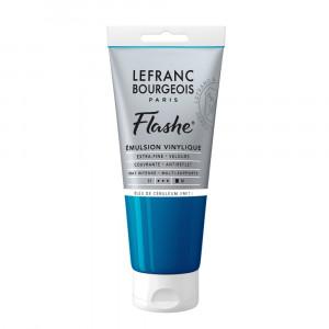 Tinta Acrílica Flashe Lefranc & Bourgeois 80ml S1 065 Cerulean Blue Hue