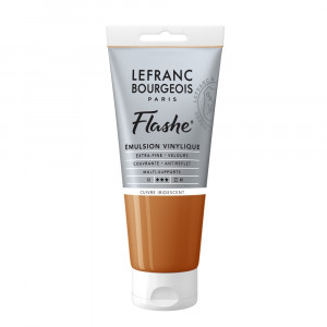 Tinta Acrílica Flashe Lefranc & Bourgeois 80ml S2 836 Copper Iridescent