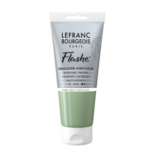 Tinta Acrílica Flashe Lefranc & Bourgeois 80ml S2 841 Green Earth Iridescent