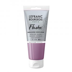 Tinta Acrílica Flashe Lefranc & Bourgeois 80ml S2 839 Parma Pink Iridescent