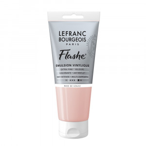 Tinta Acrílica Flashe Lefranc & Bourgeois 80ml S1 335 Venetian Pink