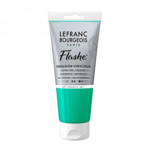 Tinta Acrílica Flashe Lefranc & Bourgeois 80ml S1 549 Veronese Green Hue
