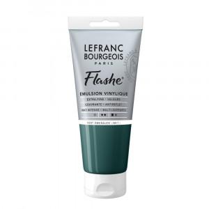 Tinta Acrílica Flashe Lefranc & Bourgeois 80ml S1 564 Viridian Hue