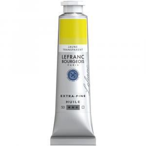 Tinta Óleo Extra Fine L&B 40ml S3 775 Transparent Yellow