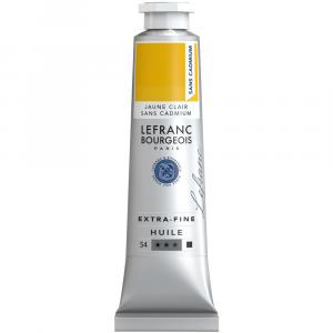 Tinta Óleo Extra Fine L&B 40ml S4 889 Cadmium-Free Yellow Light