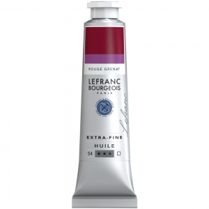 Tinta Óleo Extra Fine L&B 40ml S4 377 Garnet Red
