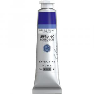 Tinta Óleo Extra Fine L&B 40ml S6 479 Lefranc Cobalt Blue