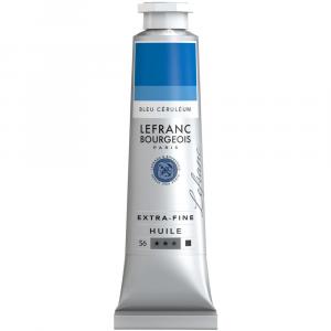 Tinta Óleo Extra Fine L&B 40ml S6 027 Cerulean Blue