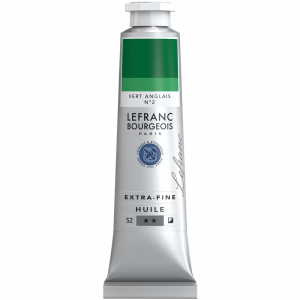 Tinta Óleo Extra Fine L&B 40ml S2 506 Chrome Green Medium Deep