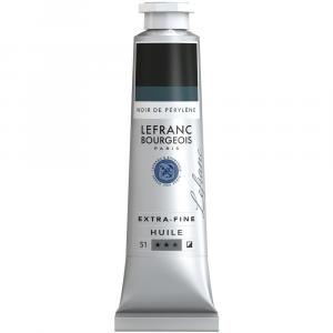 Tinta Óleo Extra Fine L&B 40ml S1 806 Perylene Black