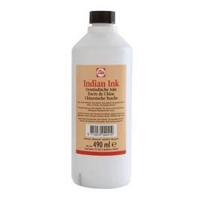 Indian Ink Talens 490ml