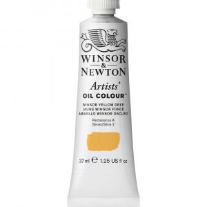 Tinta Óleo Artist 37ml Winsor & Newton S2 731 Winsor Yellow Deep