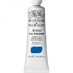 Tinta Óleo Artist 37ml Winsor & Newton S4 178 Cobalt Light Blue