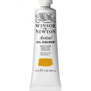 Tinta Óleo Artist 37ml Winsor & Newton S1 285 Gold Ochre